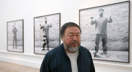 Ai Weiwei expone sus retratos de Lego en Washington